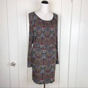 Velvet by Graham & Spencer Brown Knit Dress size L